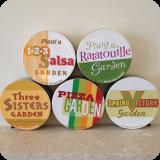 Recipe 4 Success - Garden Tin