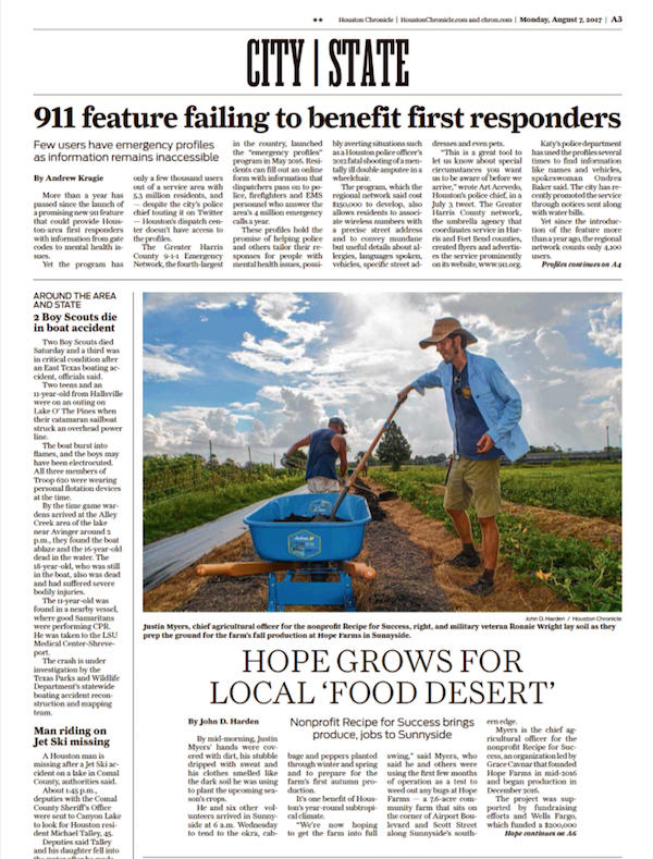 Chronicle Aug 7, 2017 Hope Farms.jpg
