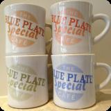 Recipe 4 Success - Blue Plate Mugs