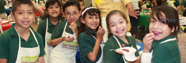 HISD Fruit & Veggie Fests!