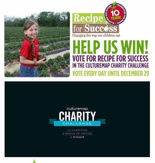 CultureMap Charity Challenge