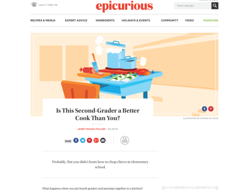 Epicures Screen Shot